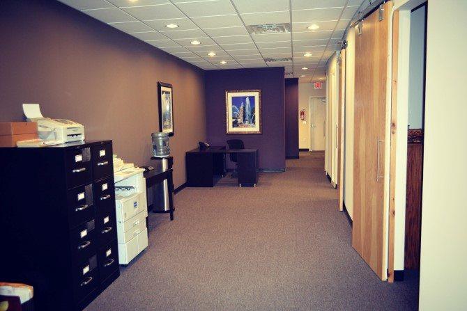 Inside Paulus Law Firm Kansas City MO